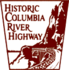 Historic Columbia River Highway marker