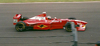 Heinz-Harald Frentzen - Frentzen at the 1998 British Grand Prix.