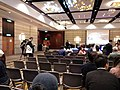 HKCEC Wan Chai North Filmart expo talk TV Live Esports Attack Workshop March 2018 LGM 03.jpg