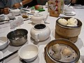 HK 香港仔 Aberdeen 稻香集團 Tao Heung Restaurant Group 搭檯 sharing table with strangers May-2012.JPG