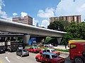 HK Bus 101 view 九龍城區 Kln City 漆咸道北 Chatham Road North 馬頭圍道 Ma Tau Wai Road August 2018 SSG 07.jpg