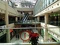 HK TSW 天水圍 Tin Shui Wai 天恩路 Tin Yan Road 嘉湖銀座 Kingswood Ginza mall interior n escalators Dec 2016 Lnv2.jpg