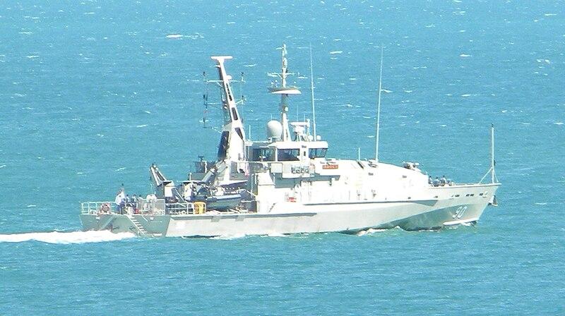 File:HMAS Broome (ACPB 90) Darwin Harbour.JPG