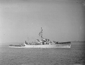 HMS Caicos (K505) - HMS Caicos (K505)