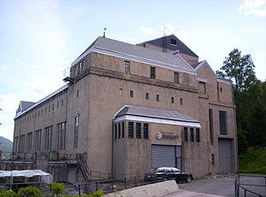 Hakavik Power Station - Hakavik Power Station