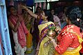 Haldi Paste Smearing - Upanayana Ceremony - Simurali 2015-01-30 5656.JPG