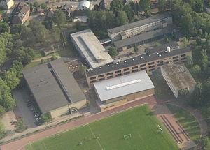 Halepaghen Grammar School - Image: Halepaghen Schule 2