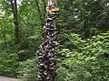 Haliburton Scout Reserve shoe tree, July 2017.jpg