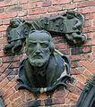 Hamburg Auferstehungskirche Barmbek Melanchtonplastik.jpg