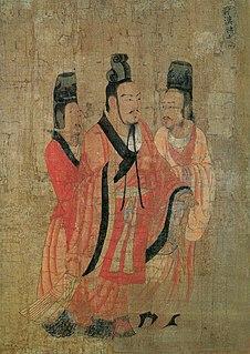 Emperor Zhao of Han emperor of the Han Dynasty