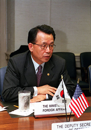 United Nations Special Envoy on Climate Change - Han Seung Soo