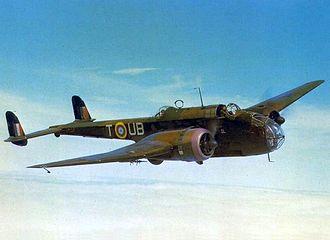 Handley Page Hampden - Hampden Mk.I of No. 455 Squadron RAAF (May 1942)