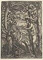 Hans Burgkmair I, Mercury and Venus, 1520, NGA 41820.jpg