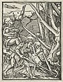 Hans Holbein - The Dance of Death- Expulsion from Paradise; Adam Cultivating the Ground - 1922.502 - Cleveland Museum of Art.jpg