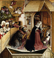Birth of Christ (Wurzach altarpiece)