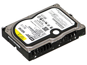 Western Digital WD740GD Raptor - 10,000 rpm - ...