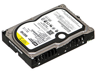 Western Digital - Western Digital WD740GD 74 GB Raptor, a 10,000 rpm 3.5-inch HDD