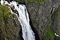 Hardangerfjord in a Nutshell - Voringsfossen Waterfalls (10) (35661426004).jpg
