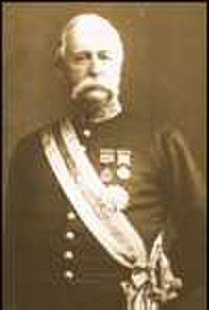 Harry Ord - In his official attire as Governor of Western Australia
