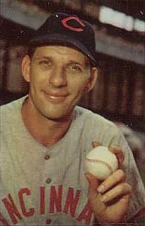 Harry Perkowski American baseball player