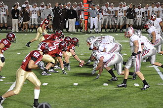 Harvard Crimson - Harvard v Brown, 2009