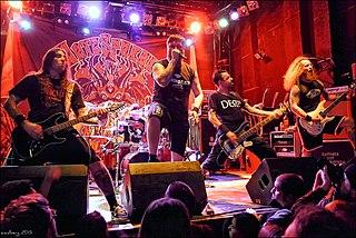 Hatesphere band