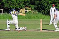 Hatfield Heath CC v. Netteswell CC on Hatfield Heath village green, Essex, England 60.jpg