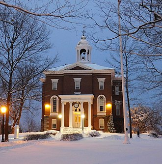 Newman Day - Originally started at Bates College, the tradition has spread to other educational institutions, including his alma mater.