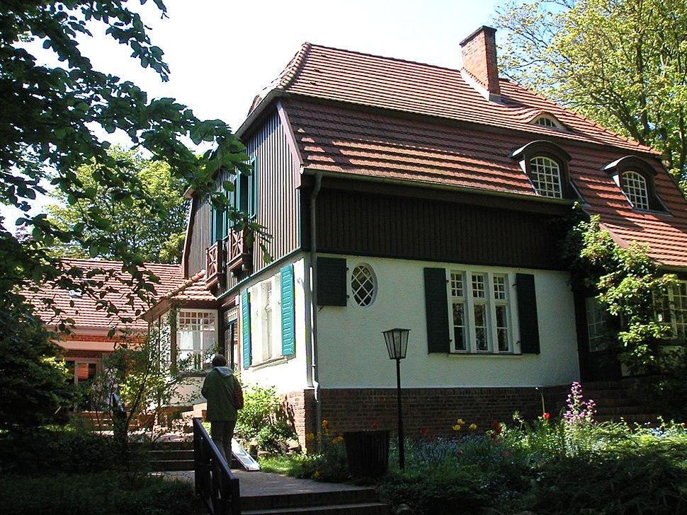 Haus Seedorn auf Hiddensee