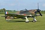 Hawker Hurricane I 'R4118 UP-W' (G-HUPW) (41483690442).jpg