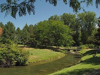 Andrew Haydon Park - Image: Haydon Park 03