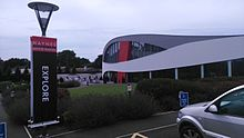 Haynes International Motor Museum at Sparkford.jpg