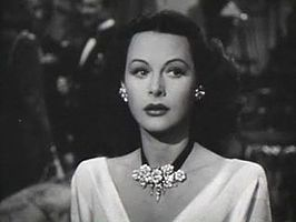 Hedy Lamarr in The Conspirators