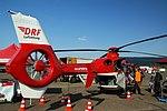 Heidelberg Airfield - Deutsche Rettungsflugwacht - Eurocopter EC 135 - D-HDRC - 2018-07-20 18-04-33.jpg