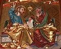 Heiligenblut - Pfarrkirche - Herz-Jesu-Altar - Jesus und der Schriftgelehrte.jpg