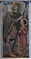 Heiligste Dreifaltigkeit (Augsburg) Josefsaltar 04.jpg