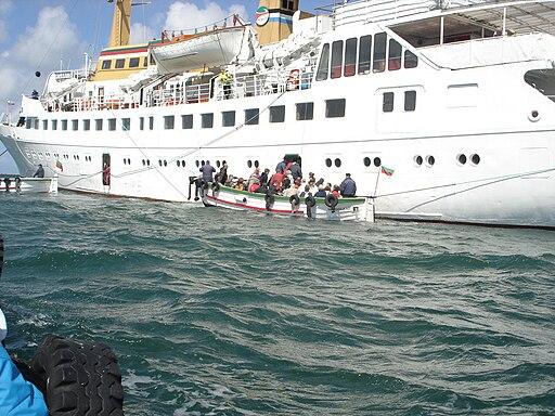 Helgoland Börteboote Atlantis 2010