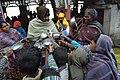 Helping Needy People - Makar Sankranti Observance - Ramkrishnapur Ghat - Howrah 2018-01-14 6416.JPG