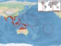 Hemidactylus frenatus distribution.png