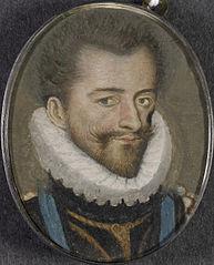 Hendrik I van Lotharingen (1550-88), hertog van Guise