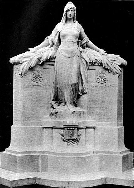 Fichier:Henri Gauquié - monument Semur.jpg