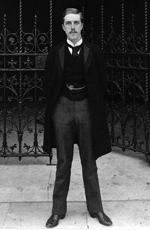 Henry Percy, Earl Percy - Earl Percy, photographed by Sir John Benjamin Stone