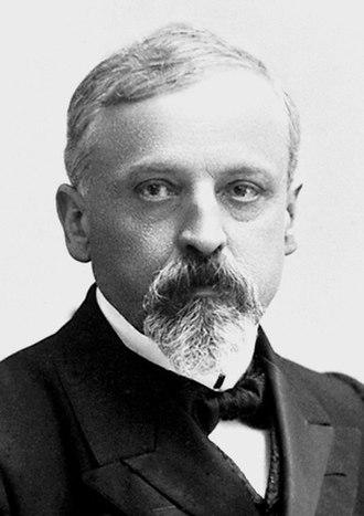 Henryk Sienkiewicz - Nobel laureate, 1905
