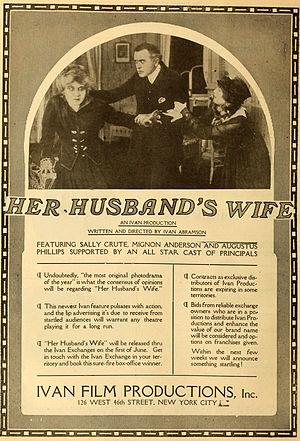Ivan Abramson - Her Husband's Wife (1916)