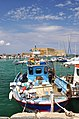 Heraklion old harbour in Crete, Greece 001.jpg