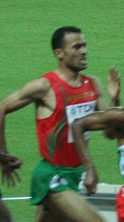 Hicham Bellani Moroccan runner