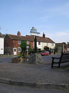 Hickling, Norfolk village in the United Kingdom