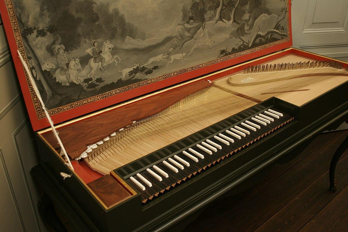 Clavichord - Wikipedia