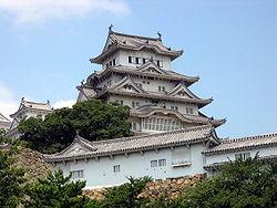 El Castillo de Himeji (姫路城, Himeji-jō) (1346 - 1618)