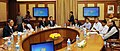 Hiroyuki Hosoda along with the Members of the Japan-India Parliamentarians Friendship League, calling on the Union Minister for Finance and Corporate Affairs, Shri Arun Jaitley, in New Delhi.jpg